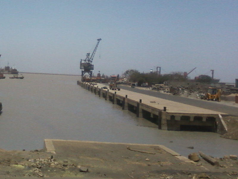 Constructions of Jetties and Berths Projects