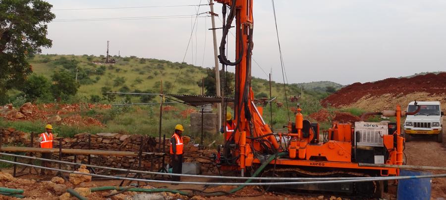 DBM GEOTECHNICS & CONSTRUCTIONS PVT  LTD